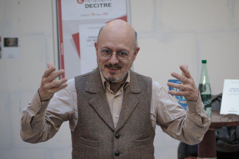 Grataloup Christian_Decitre librairie_Festival de géopolitique grenoble 2019