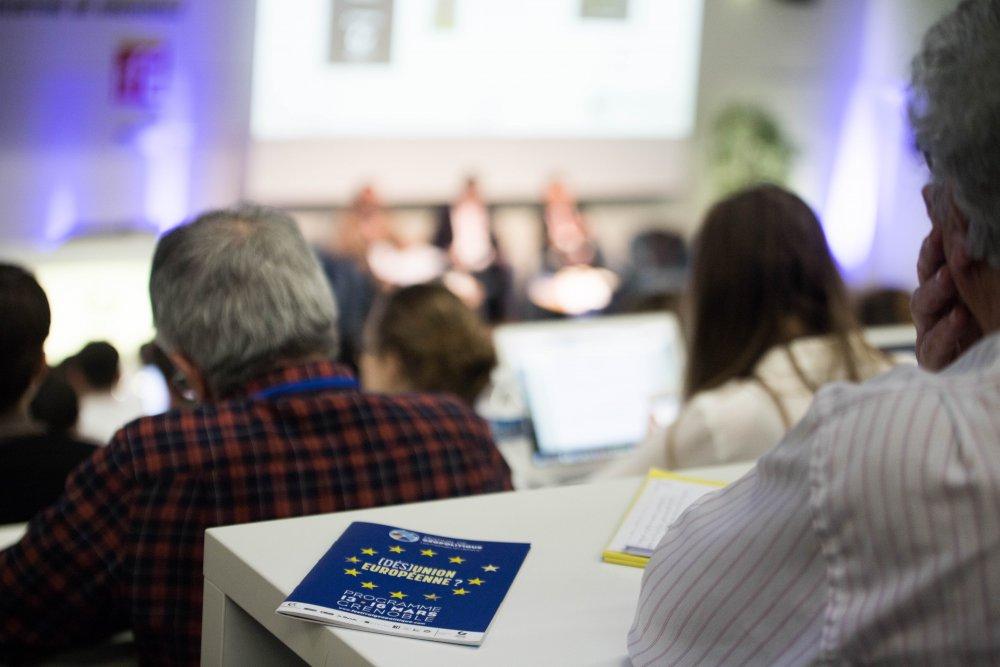 Union Européenne conférence_Festival de géopolitique grenoble 2019