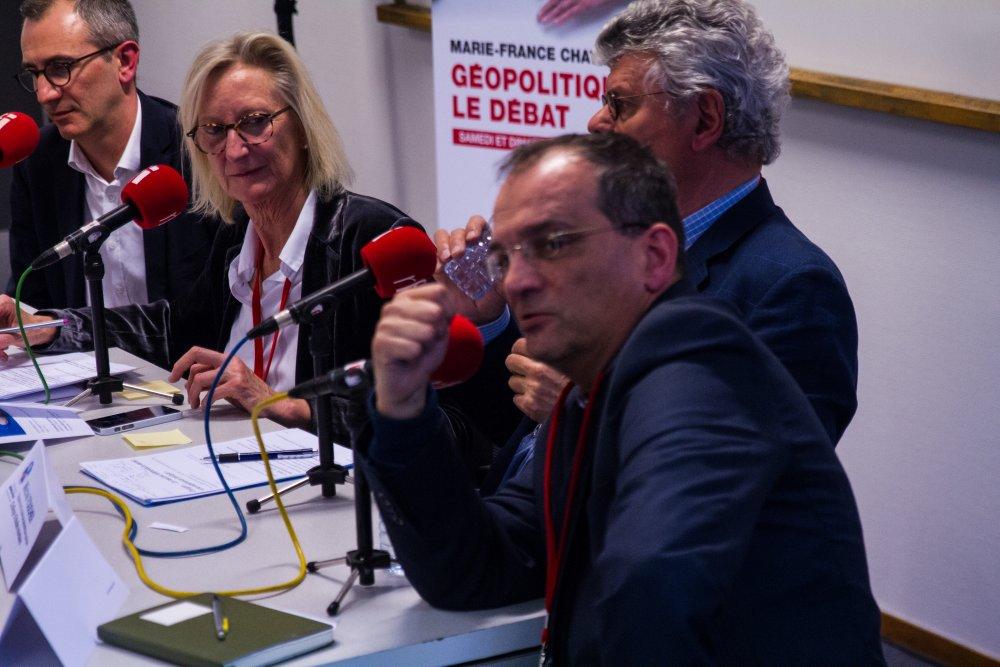 RFI Chatin Marie-France_Festival de géopolitique grenoble 2019