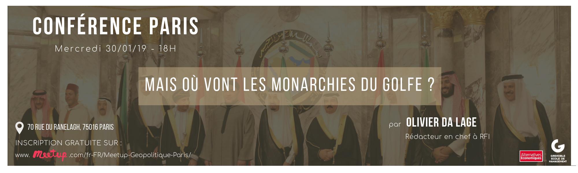 Conférence Paris 30_01_19 Monarchie Glofe