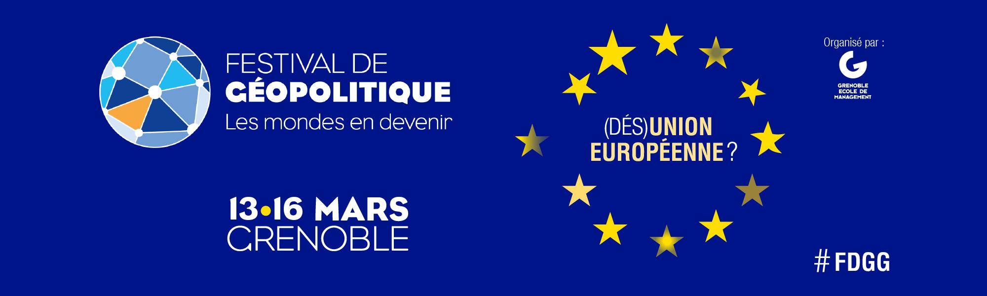 Annonce festival 2019 - (Des)Union Européenne