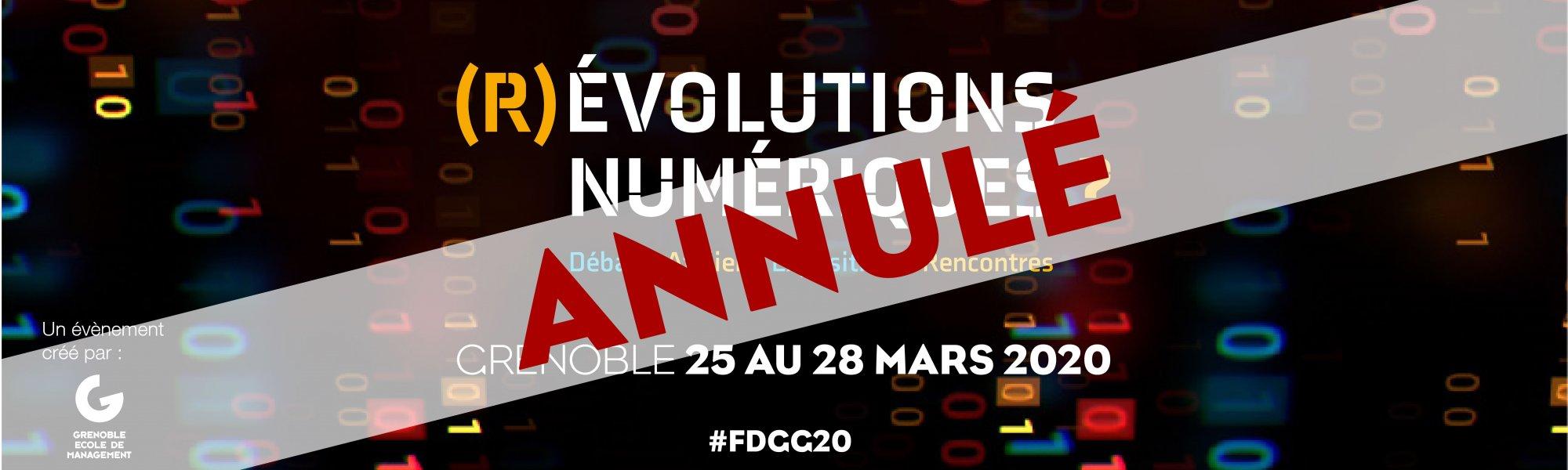 festival de géopolitique 2020 annulé